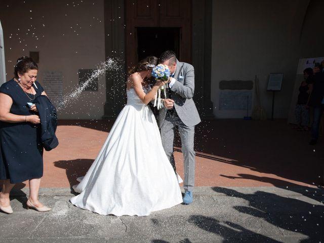 Il matrimonio di Antonio e Veronica a Lastra a Signa, Firenze 270