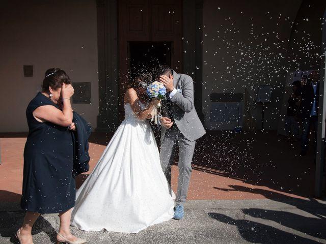 Il matrimonio di Antonio e Veronica a Lastra a Signa, Firenze 271