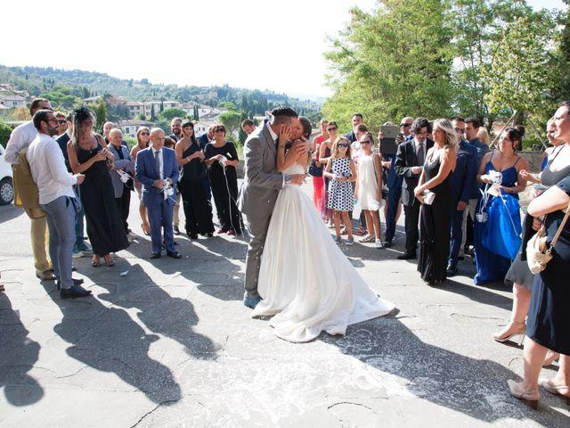 Il matrimonio di Antonio e Veronica a Lastra a Signa, Firenze 273