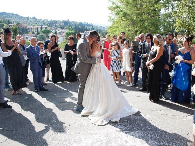 Il matrimonio di Antonio e Veronica a Lastra a Signa, Firenze 274
