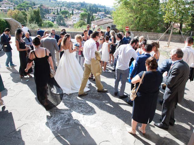 Il matrimonio di Antonio e Veronica a Lastra a Signa, Firenze 276