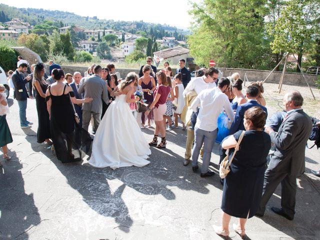 Il matrimonio di Antonio e Veronica a Lastra a Signa, Firenze 277