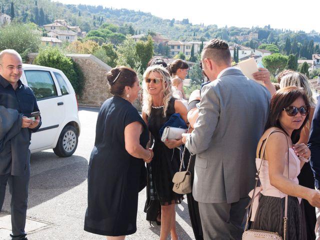 Il matrimonio di Antonio e Veronica a Lastra a Signa, Firenze 279