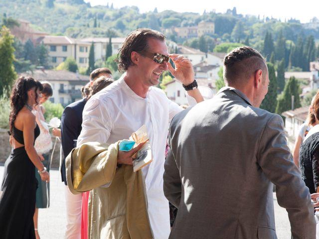 Il matrimonio di Antonio e Veronica a Lastra a Signa, Firenze 281