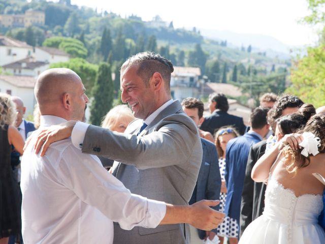 Il matrimonio di Antonio e Veronica a Lastra a Signa, Firenze 282