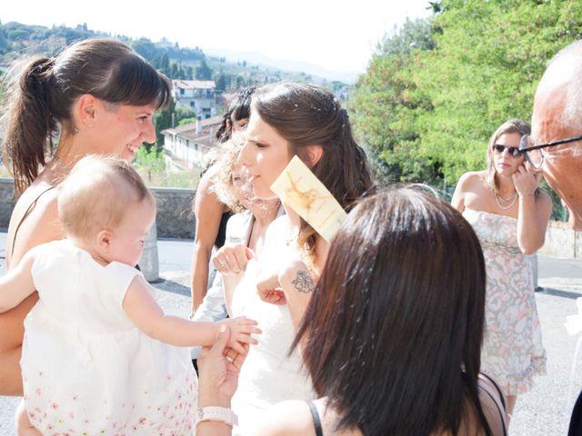 Il matrimonio di Antonio e Veronica a Lastra a Signa, Firenze 283