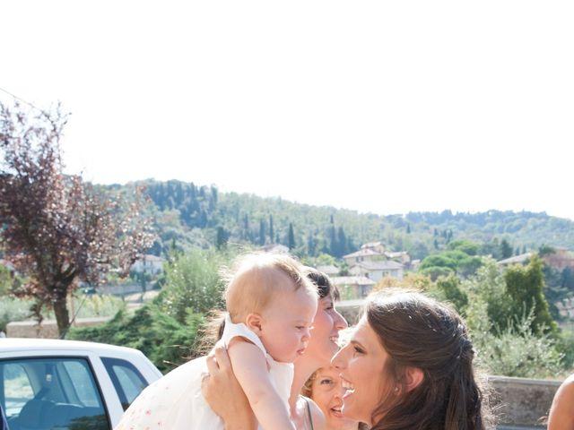 Il matrimonio di Antonio e Veronica a Lastra a Signa, Firenze 285