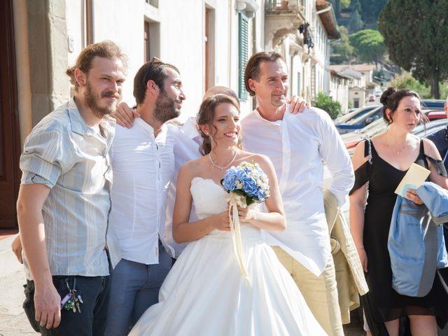 Il matrimonio di Antonio e Veronica a Lastra a Signa, Firenze 288