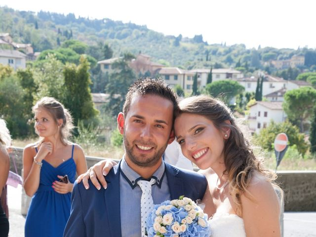 Il matrimonio di Antonio e Veronica a Lastra a Signa, Firenze 291
