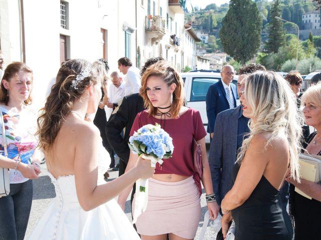 Il matrimonio di Antonio e Veronica a Lastra a Signa, Firenze 292