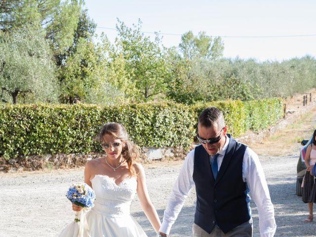Il matrimonio di Antonio e Veronica a Lastra a Signa, Firenze 293
