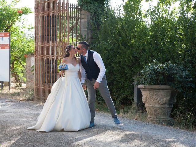 Il matrimonio di Antonio e Veronica a Lastra a Signa, Firenze 296