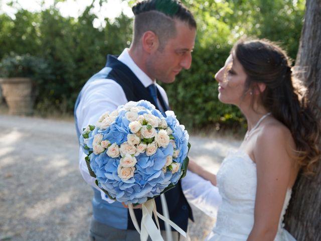 Il matrimonio di Antonio e Veronica a Lastra a Signa, Firenze 310