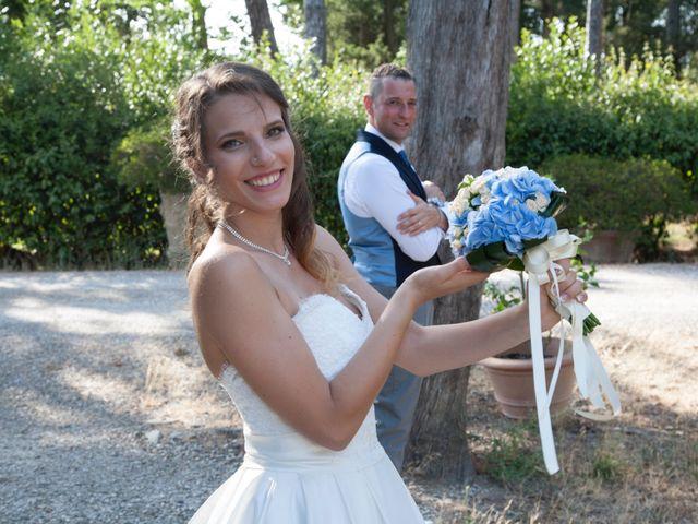 Il matrimonio di Antonio e Veronica a Lastra a Signa, Firenze 319