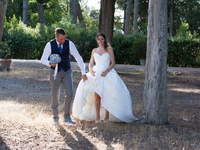 Il matrimonio di Antonio e Veronica a Lastra a Signa, Firenze 323