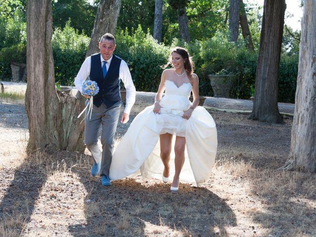 Il matrimonio di Antonio e Veronica a Lastra a Signa, Firenze 329