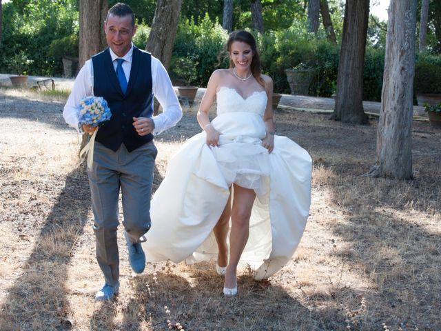 Il matrimonio di Antonio e Veronica a Lastra a Signa, Firenze 332