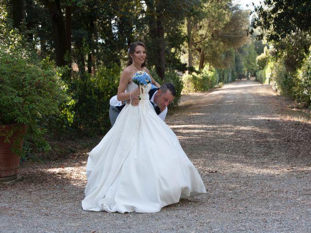 Il matrimonio di Antonio e Veronica a Lastra a Signa, Firenze 333