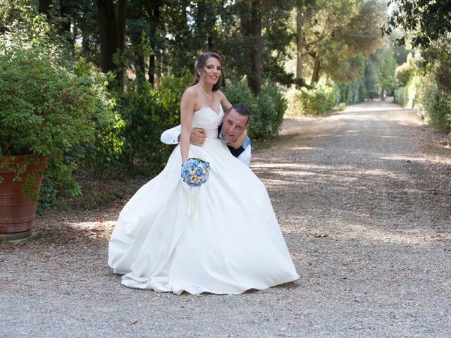Il matrimonio di Antonio e Veronica a Lastra a Signa, Firenze 334