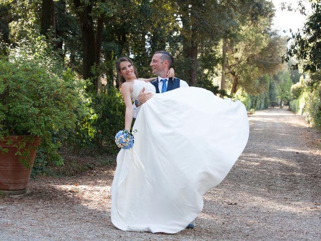 Il matrimonio di Antonio e Veronica a Lastra a Signa, Firenze 335