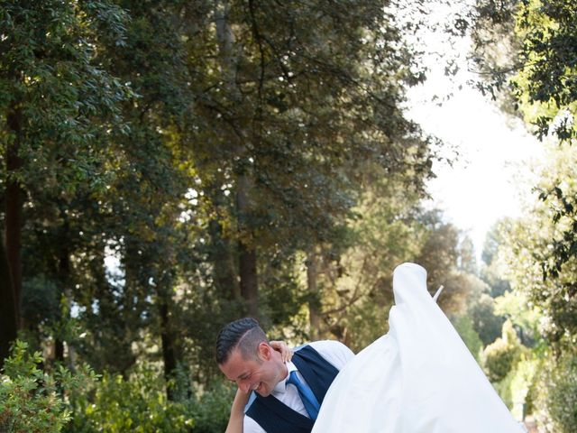 Il matrimonio di Antonio e Veronica a Lastra a Signa, Firenze 337