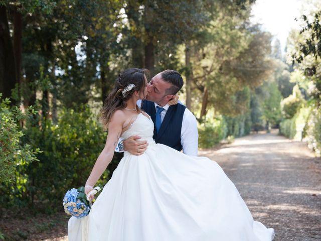 Il matrimonio di Antonio e Veronica a Lastra a Signa, Firenze 340