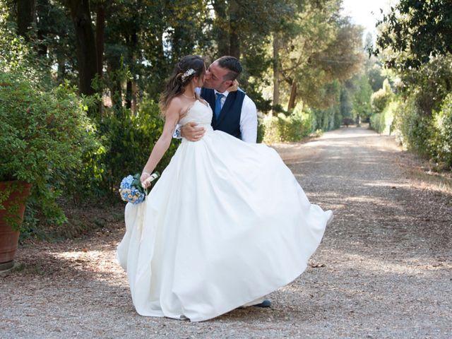 Il matrimonio di Antonio e Veronica a Lastra a Signa, Firenze 341