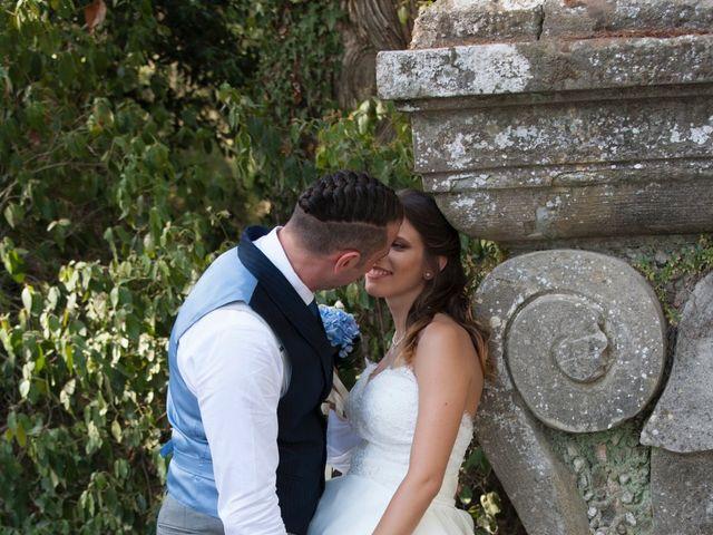 Il matrimonio di Antonio e Veronica a Lastra a Signa, Firenze 345