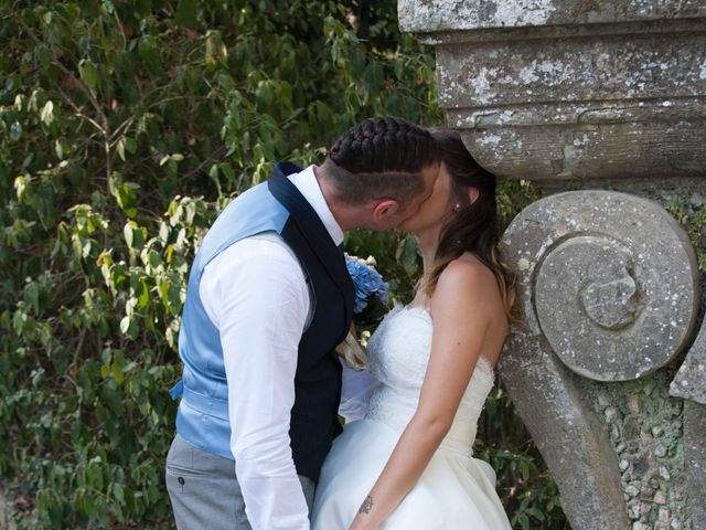 Il matrimonio di Antonio e Veronica a Lastra a Signa, Firenze 347