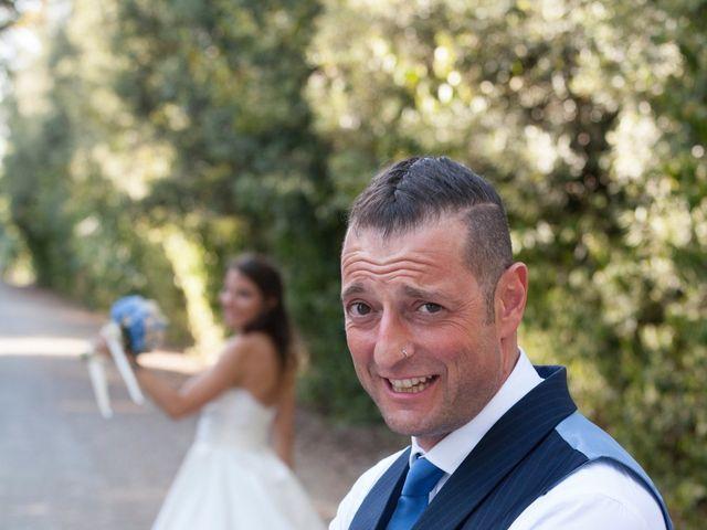 Il matrimonio di Antonio e Veronica a Lastra a Signa, Firenze 348