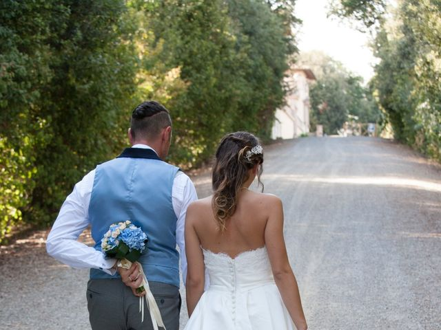Il matrimonio di Antonio e Veronica a Lastra a Signa, Firenze 352