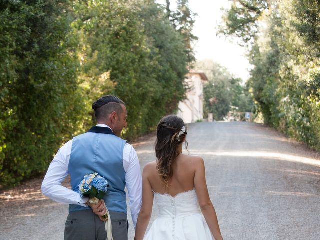 Il matrimonio di Antonio e Veronica a Lastra a Signa, Firenze 353