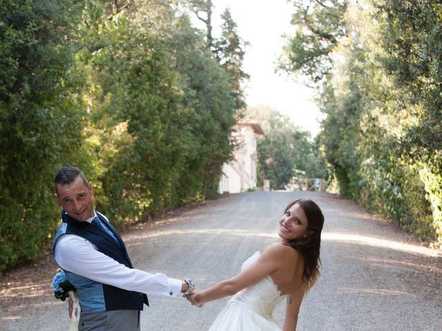 Il matrimonio di Antonio e Veronica a Lastra a Signa, Firenze 354