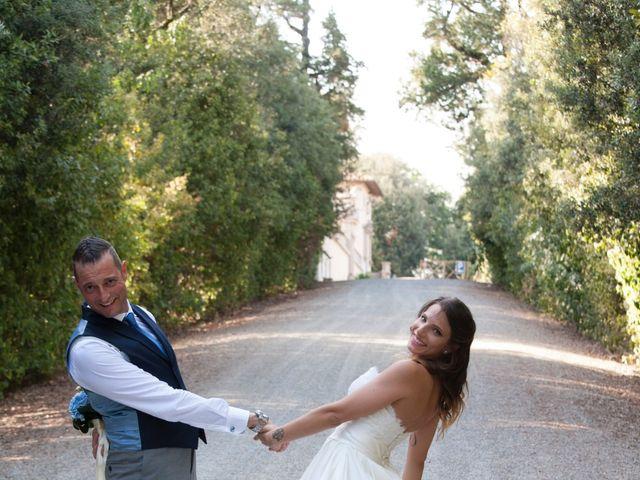 Il matrimonio di Antonio e Veronica a Lastra a Signa, Firenze 355