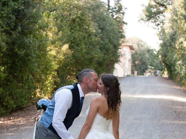 Il matrimonio di Antonio e Veronica a Lastra a Signa, Firenze 357