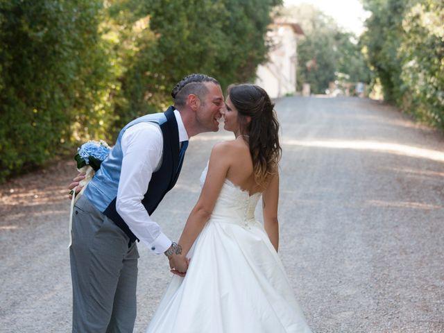 Il matrimonio di Antonio e Veronica a Lastra a Signa, Firenze 358