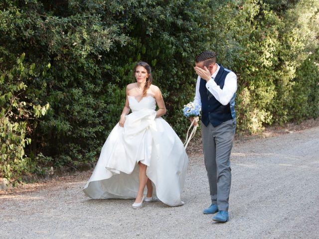Il matrimonio di Antonio e Veronica a Lastra a Signa, Firenze 359