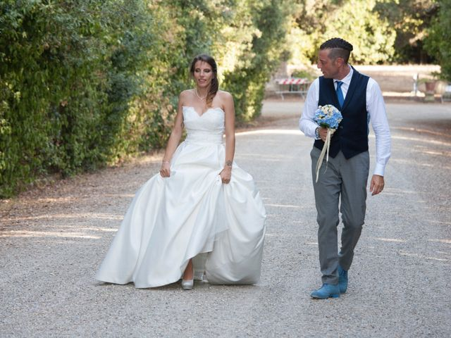 Il matrimonio di Antonio e Veronica a Lastra a Signa, Firenze 364