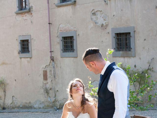 Il matrimonio di Antonio e Veronica a Lastra a Signa, Firenze 365