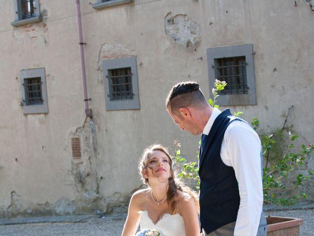 Il matrimonio di Antonio e Veronica a Lastra a Signa, Firenze 366