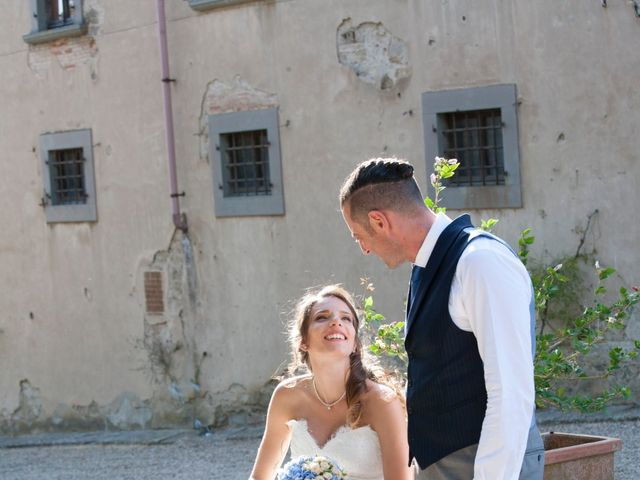 Il matrimonio di Antonio e Veronica a Lastra a Signa, Firenze 367