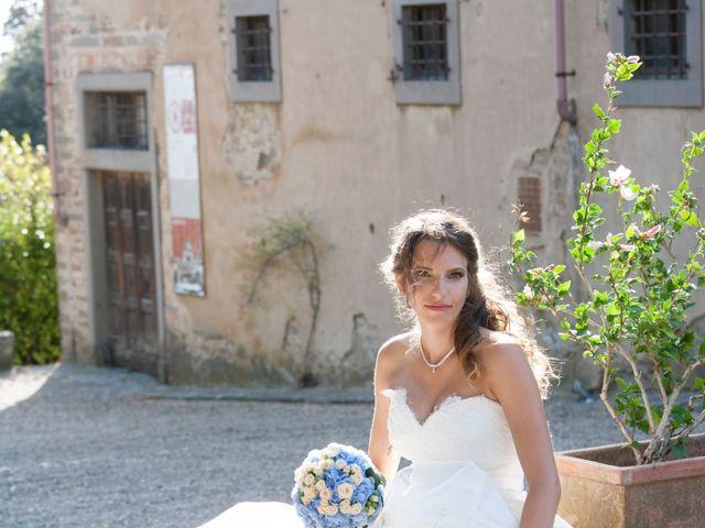 Il matrimonio di Antonio e Veronica a Lastra a Signa, Firenze 368