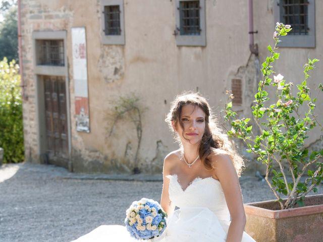 Il matrimonio di Antonio e Veronica a Lastra a Signa, Firenze 369