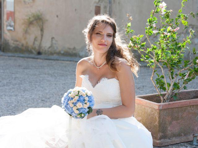 Il matrimonio di Antonio e Veronica a Lastra a Signa, Firenze 371