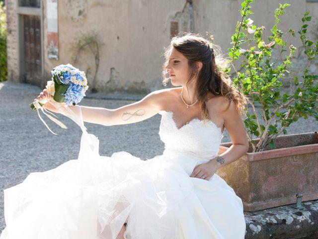 Il matrimonio di Antonio e Veronica a Lastra a Signa, Firenze 373