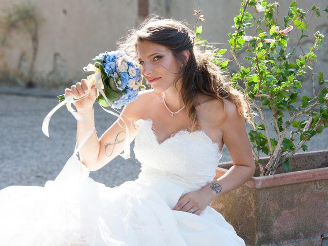 Il matrimonio di Antonio e Veronica a Lastra a Signa, Firenze 375