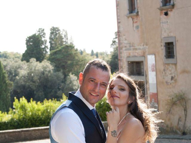Il matrimonio di Antonio e Veronica a Lastra a Signa, Firenze 376