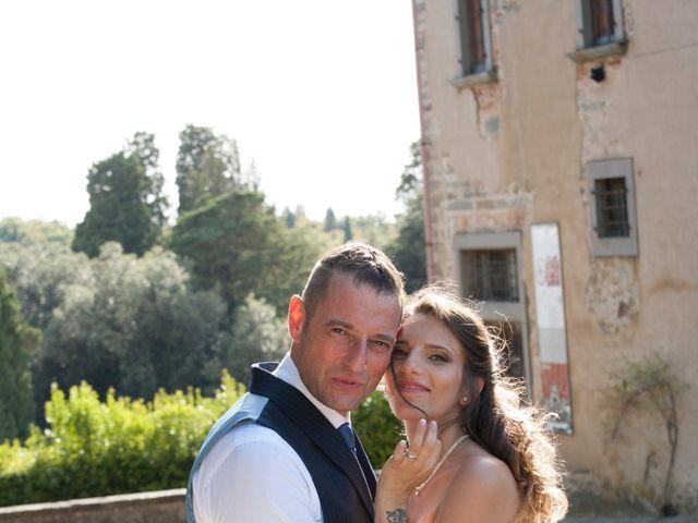 Il matrimonio di Antonio e Veronica a Lastra a Signa, Firenze 377