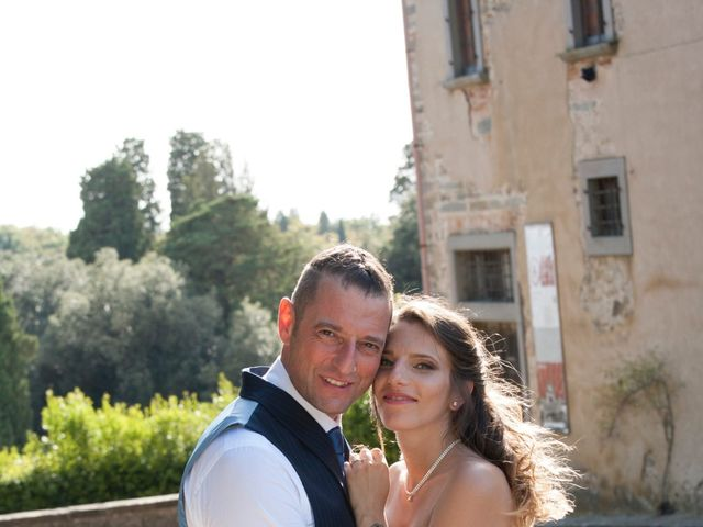 Il matrimonio di Antonio e Veronica a Lastra a Signa, Firenze 378