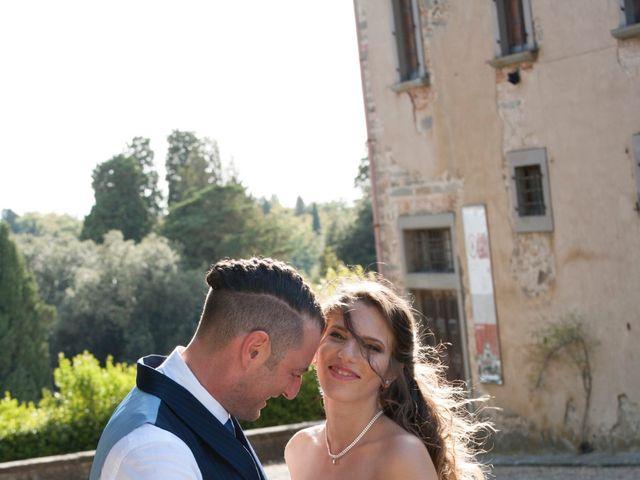 Il matrimonio di Antonio e Veronica a Lastra a Signa, Firenze 379